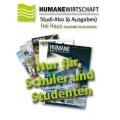 Schüler- und Studenten-Abonnement    6 Ausg. / Jahr
