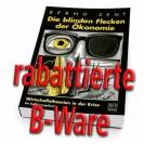 """Prof. Bernd Senf: """"Die blinden Flecken der Ökonomie"""" - B-Ware"""