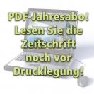 PDF-Abonnement – 6 Ausgaben pro Jahr