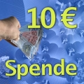 10 € Spende