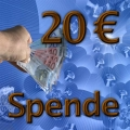 20 € Spende