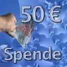 50 € Spende